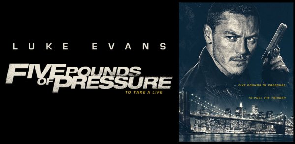 Five Pounds Of Pressure Movie Teaser Poster