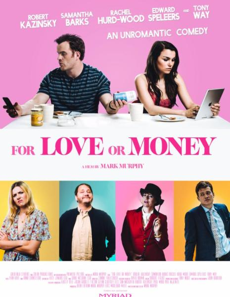 For Love Or Money Movie Poster