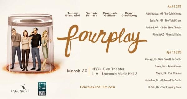 Fourplay Movie