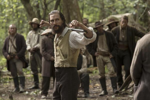 Free State of Jones Movie - Matthew McConaughey