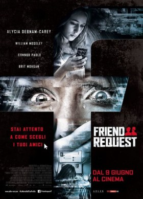 Friend Request - Unfriend