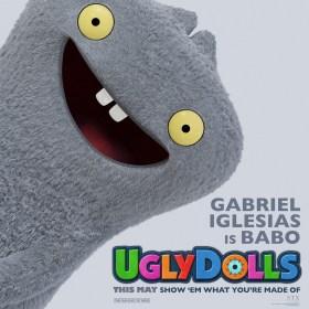 Gabriel Iglesias Is Babo UglyDolls