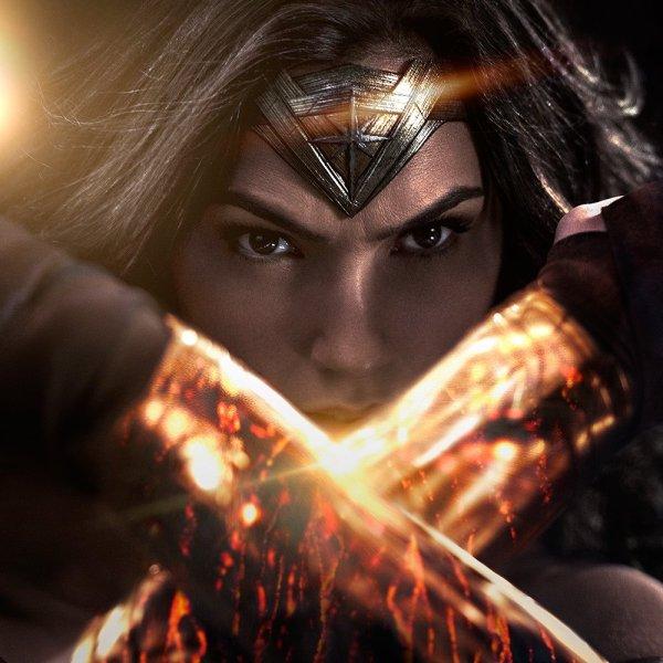 Wonder Woman in Batman V Superman Dawn of Justice movie