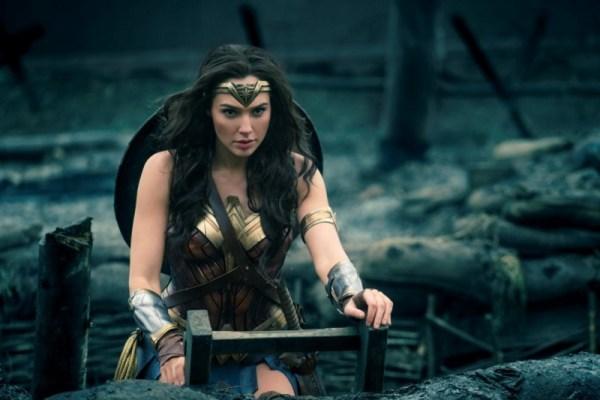 Gal Gadot As The Amazon Warrior Wonder Woman