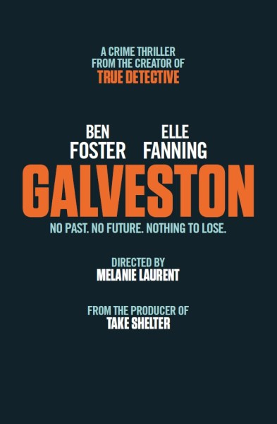 Galveston Movie Teaser Poster