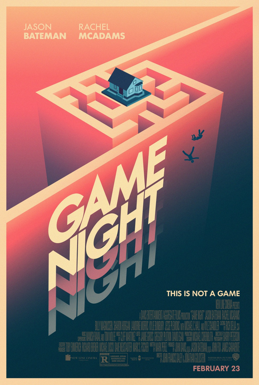 Celebrity game night trailer