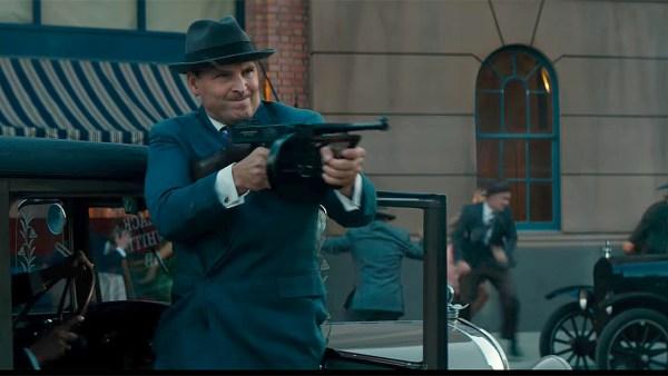 Gangster Land Movie