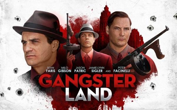 Gangster Land New Banner