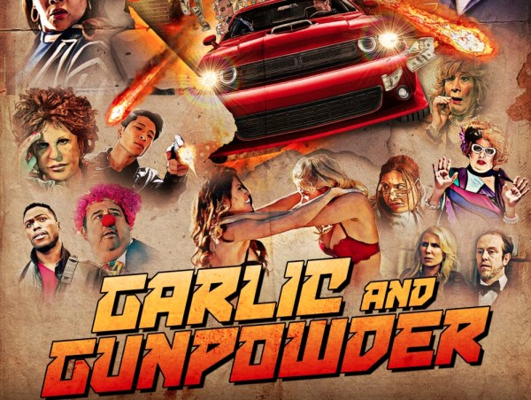 Garlic And Gunpowder Movie