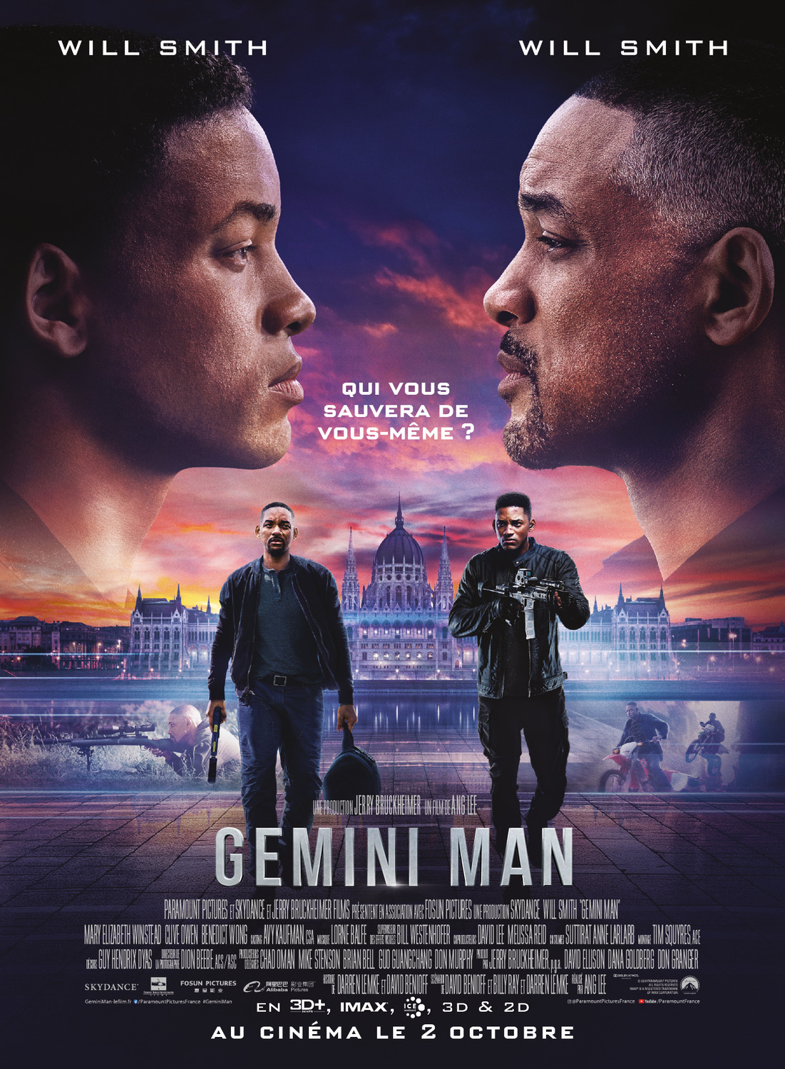 Film De Will Smith : smith, Gemini, Movie, Starring, Smith, |Teaser, Trailer