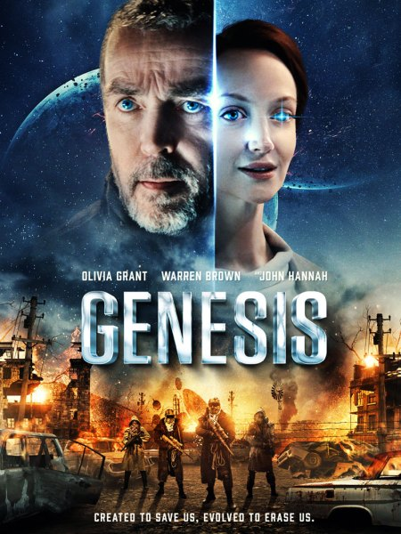 Genesis New Film Poster