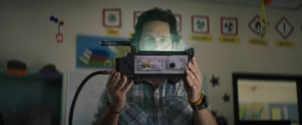 Ghostbusters Afterlife Movie - Paul Rudd