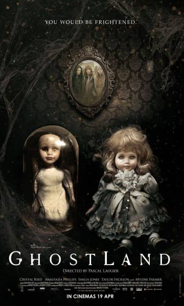 Ghostland New Poster