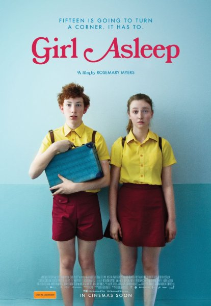 Girl Asleep Movie Poster