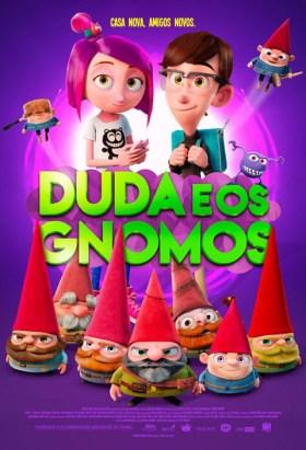Gnome Alone Brazilian Poster