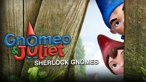 Gnomeo And Juliet 2 Sherlock Gnomes Movie
