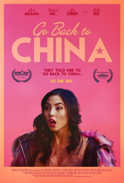 Go Back To China Movie Poster