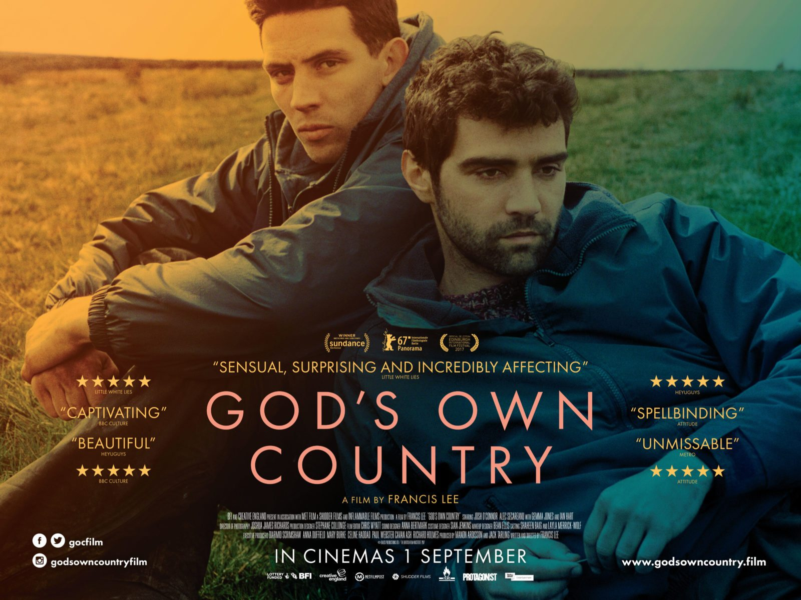 God's Own Country | Teaser Trailer