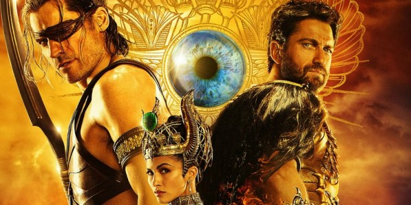 Gods of Egypt Movie - The eye of Horus