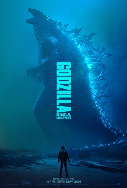 Godzilla King Of The Monsters 2019 Poster