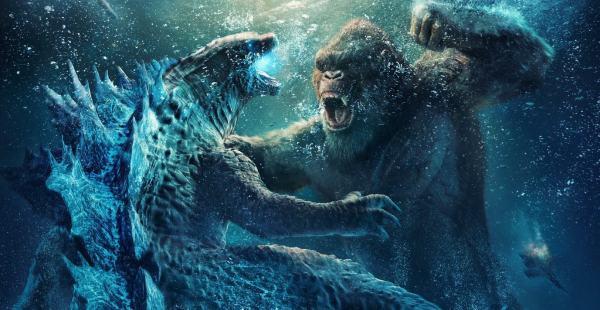 Godzilla Vs Kong (2021) Film