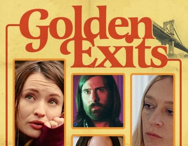 Golden Exits Movie
