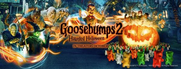 Goosebumps 2 Haunted Halloween Movie 2018
