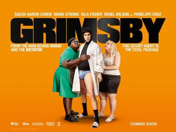 Grimsby UK Banner Poster