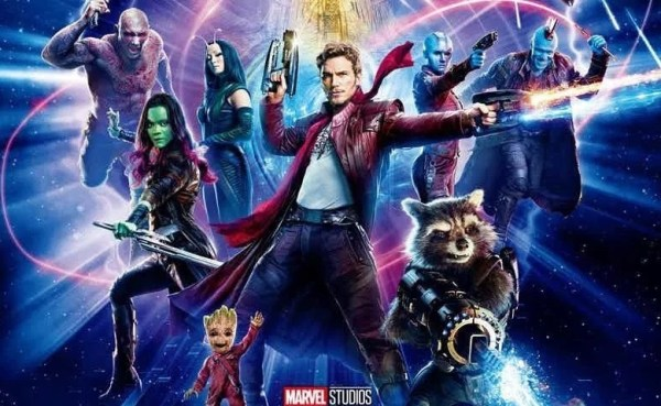Guardians Of The Galaxy 2 - A Marvel Studios Movie