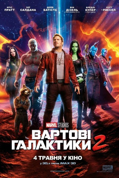 Guardians Of The Galaxy 2 New Poster Film 2017