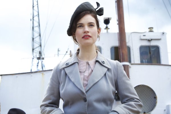 The Guernsey Literary and Potato Peel Pie Society Movie