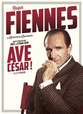 Hail Caesar Character Poster - Ralph Fiennes