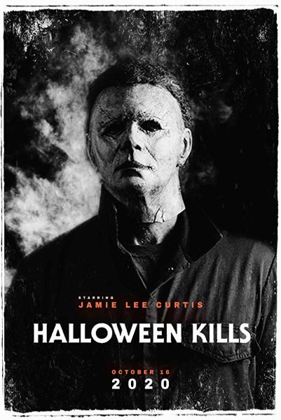 Halloween Kills Movie Poster