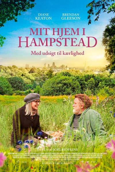 Hampstead Danish Poster