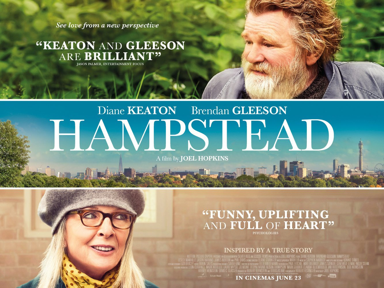 Hampstead Park Film
