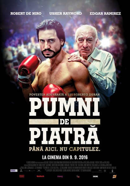 Hands of Stone Latino poster