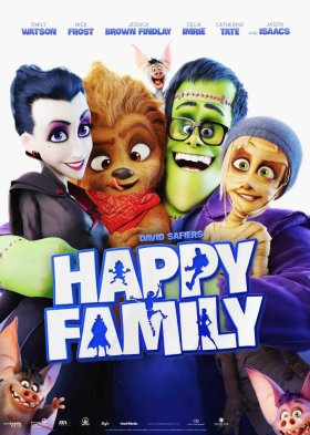 Happy Family Movie Poster