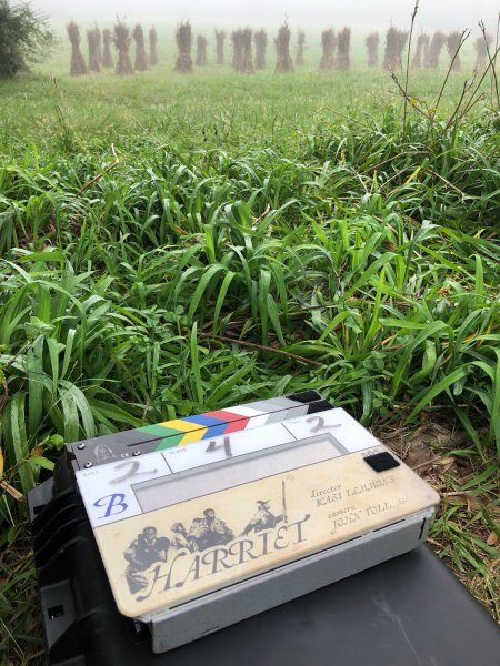 Harriet Film Slate