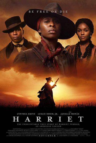 Harriet New Film Poster