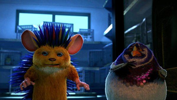 Hedgehogs Movie