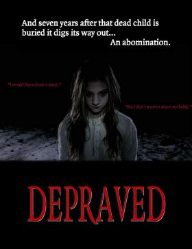 Hell Girl Depraved Poster