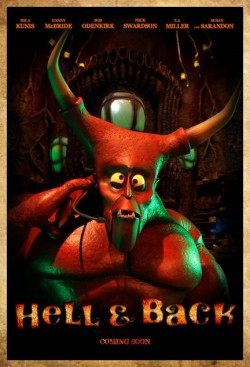 Hell and back early poster (2)