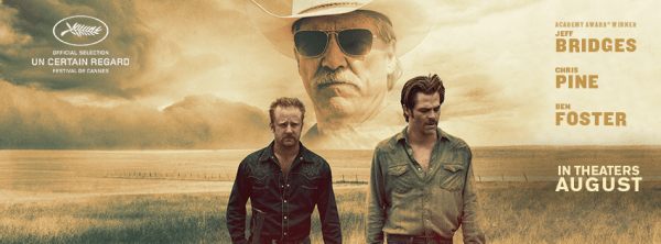 Hell or High Water Movie 2016