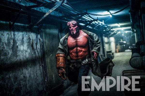 Hellboy New Official Picture