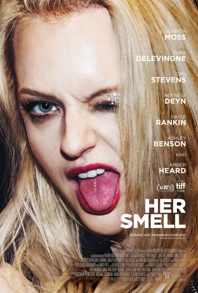 Her Smell New Film Poster