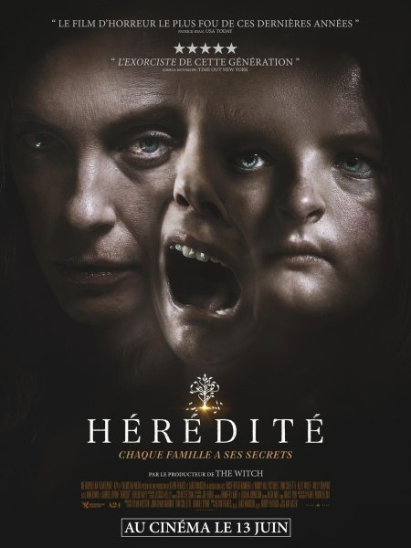 Hereditary New French Poster