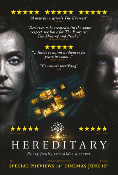 Hereditary UK Poster