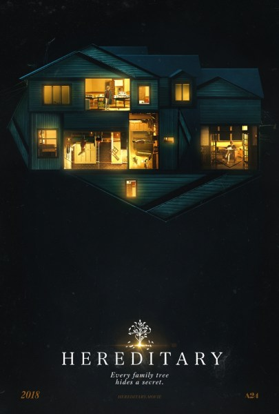 Hereditary Movie Poster