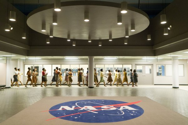 Hidden Figures - Black Women At Nasa Movie