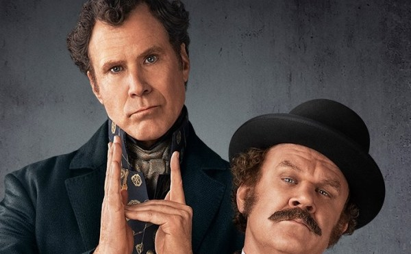 Holmes And Watson 2018